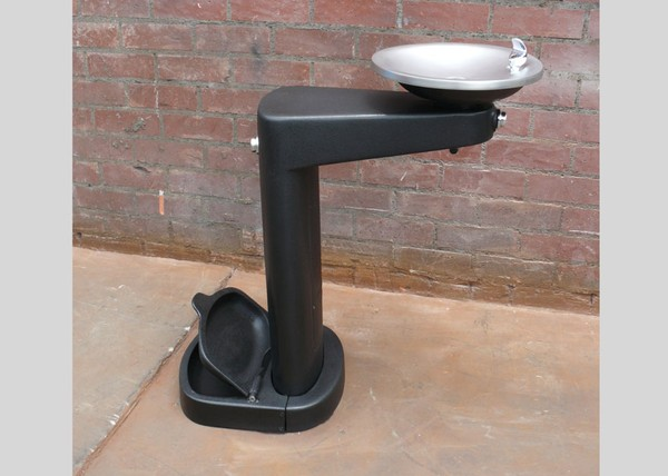 Los Angeles Drinking Fountain - One Bowl