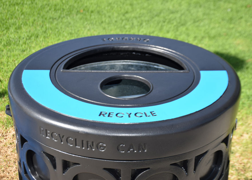 with combination recycling option