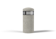 Jardin 300 Dome Top Bollard