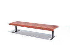 Promenade Bench - Backless