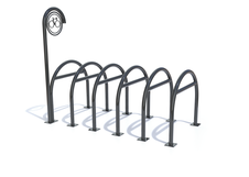 Campus Bike Rack